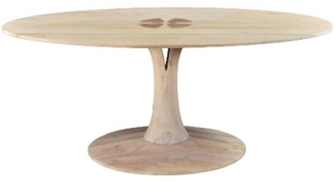 Oval Dining Table (LAT-41) Image