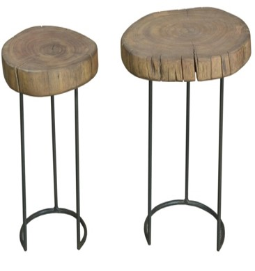 Set of Two Side Table (LAT-46) Image
