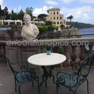 one of a kind photos T1003 Hotel Excelsior Sorrento, View Of Facing Hotel Italy 324 x 324