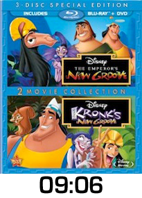 Emperor's New Groove w time