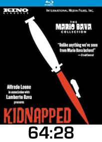 Kidnapped Blu-ray Review