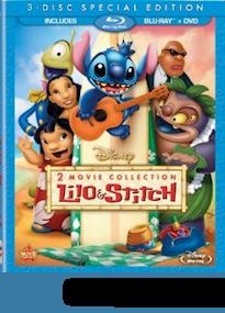 Lilo and Stitch w time