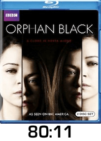 Orphan Black Blu-ray Review