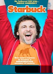 Starbuck DVD Review