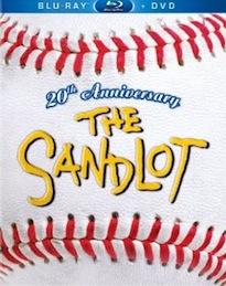 The Sandlot Blu-ray