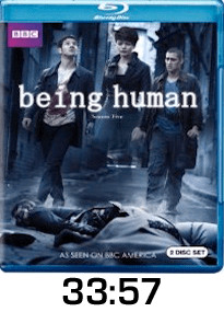 Being Human Season 5 Blu-ray Review