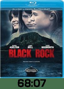 Black Rock Blu-ray review
