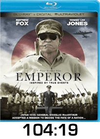 Emperor Blu-ray Review
