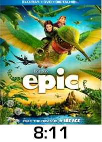 Epic Blu-ray Review