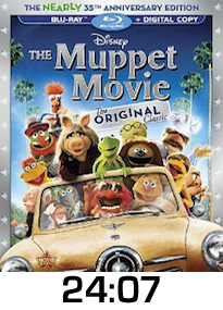 Muppet Movie Blu-ray Review
