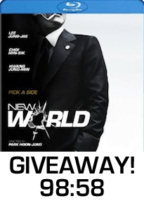 New World Blu-ray review