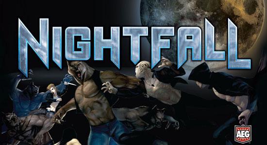 Nightfall Game Blog