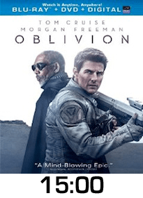 Oblivion Blu-ray review