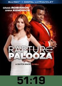 Rapture Palooza Blu-ray Review