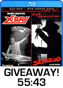X-Ray Schizoid Blu-ray Review