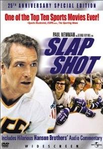 Slap Shot DVD