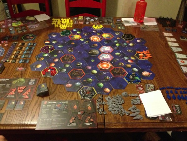 Twilight Imperium Board Game Review 2