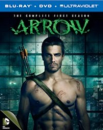 Arrrow Season 1 Blu-ray Review