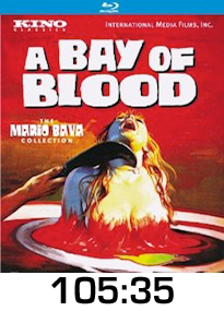 Bay of Blood Blu-ray Review