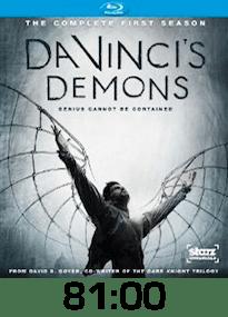 DaVinci's Demons Season 1 Blu-ray Review