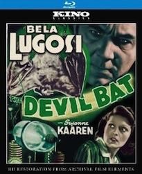 Devil Bat Blu-ray Review