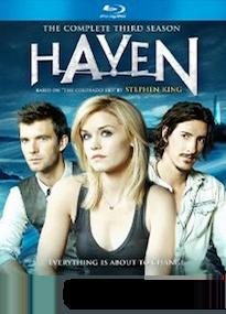 Haven Season 3 Blu-ray Review