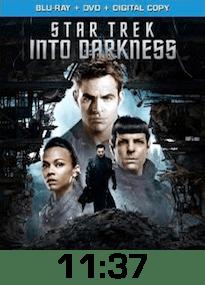 Star Trek Into Darkness Blu-ray Review
