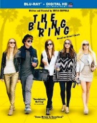 The Bling Ring Blu-ray