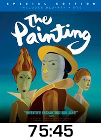 The Painting w time