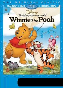Winnie the Pooh w time