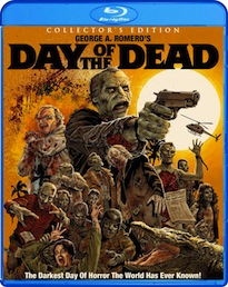 day of the dead Blu-ray review
