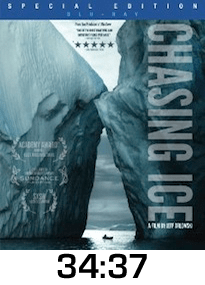 Chasing Ice Blu-ray Review
