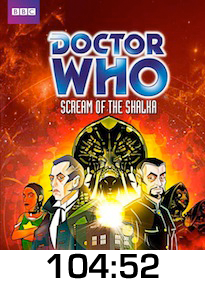 Dr Who Scream Shalka DVD Review