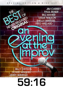 Evening at the Improv w time