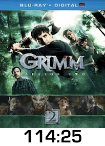 Grimm S2 Blu-ray Review