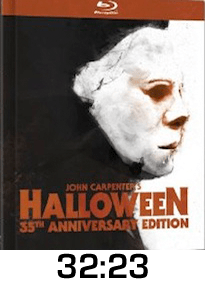 Halloween 35th Anniversary Blu-ray Review