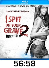 I Spit On Your Grave 2 Blu-ray Review