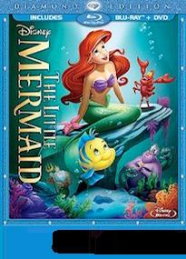 Little Mermaid Blu-ray Review