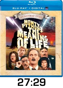 Meaning of Life Blu-ray Review