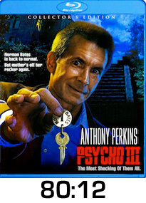 Psycho III Blu-ray Review