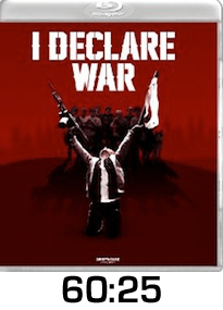 I Declare War Blu-ray Review