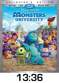 Monsters University Blu-ray Review