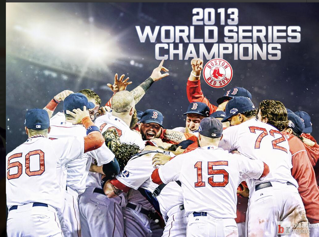 Red Sox Champs