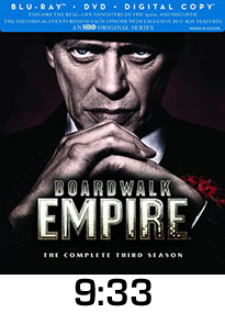 Boarwalk Empire w time