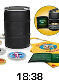 Breaking Bad Complete Series Blu-ray Review