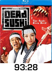 Dead Sushi Blu-ray Review