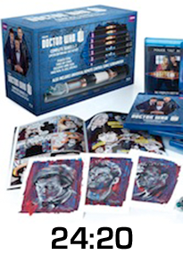 Dr Who Series 1-7 Blu-ray Review