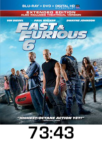 Fast 6 Blu-ray Review