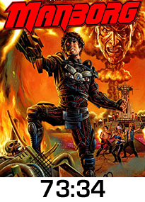 Manborg DVD Review