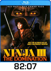 Ninja III Blu-ray Review